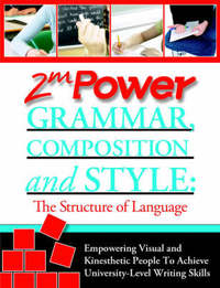 2MPower Grammar, Composition and Style by Arno Vigen image