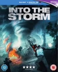 Into The Storm on Blu-ray