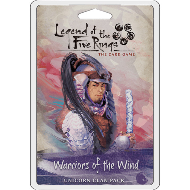 Legend of the Rings: Warriors of the Wind