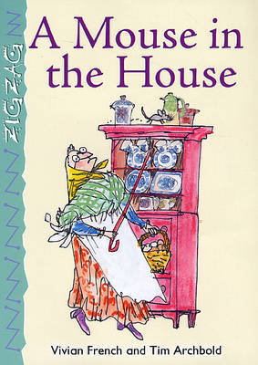 A Mouse in the House by Vivian French image