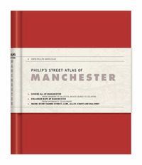 Philip's Street Atlas of Manchester image