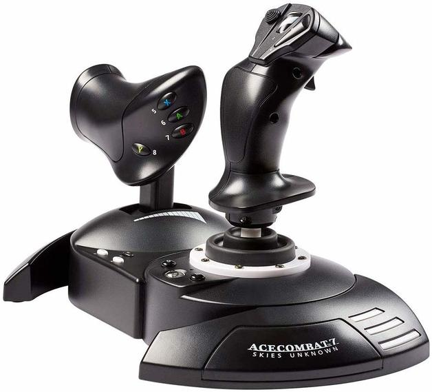 Thrustmaster T-Flight Hotas One: Ace Combat 7 Limited Edition (Xbox One & PC) for Xbox One
