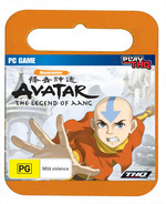 Avatar: Legend of Aang - Toy Case for PC Games