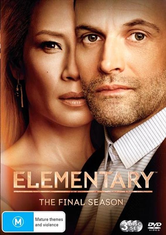 Elementary - Season 7 on DVD