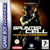 Splinter Cell - Pandora Tomorrow for Game Boy Advance