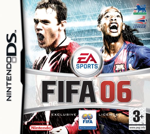 FIFA 06 for Nintendo DS image