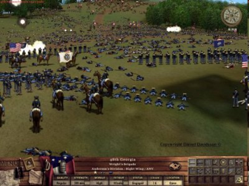 Take Command 2nd Manassas for PC Games image