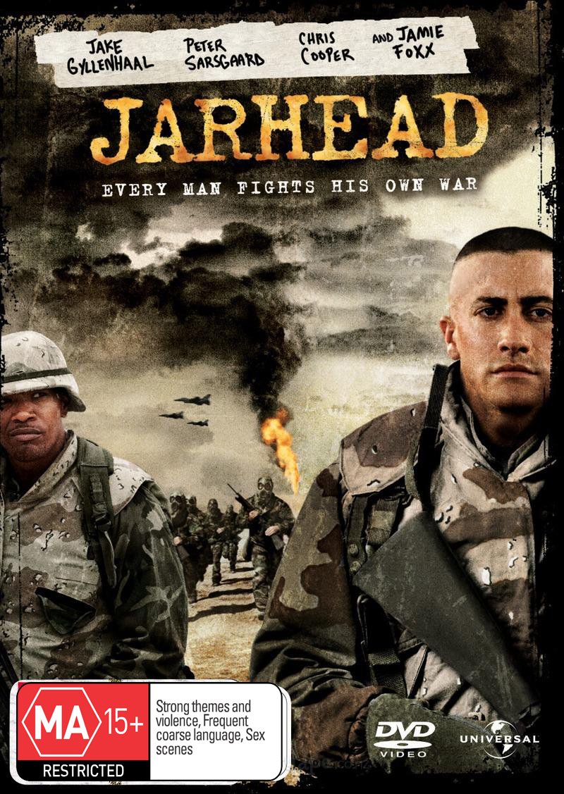 Jarhead on DVD image