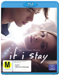 If I Stay on Blu-ray