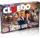 Cluedo - Doctor Who Edition