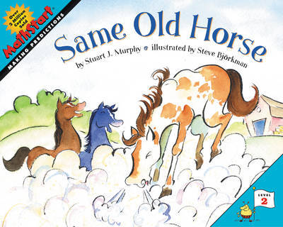 Same Old Horse by Stuart J Murphy image