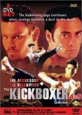 Kickboxer Box Set - Kickboxer 4: The Aggressor / Kickboxer 5: The Redemption (2 Disc Box Set) on DVD