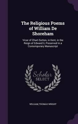 The Religious Poems of William de Shoreham by . William image