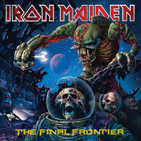 The Final Frontier (2LP) by Iron Maiden