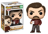 Parks & Recreation - Ron Swanson Pop! Vinyl Figure