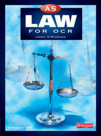 AS Law for OCR by Jimmy O'Riordan image