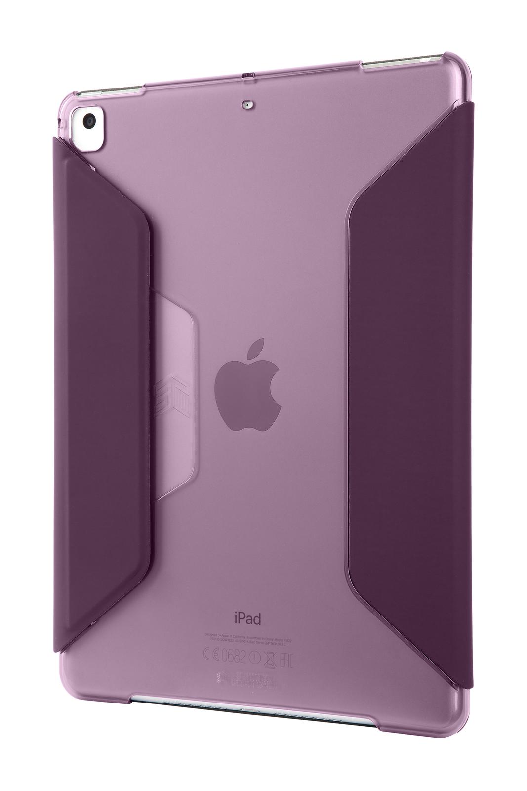 STM Studio for iPad 5th gen/Pro 9.7/Air 1-2 - Dark Purple image