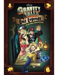 Title to Be Revealed: Gravity Falls Graphic Novel by Alex Hirsch