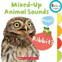 Mixed-Up Animal Sounds by Laine Falk