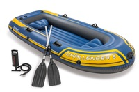 """Intex: Challenger 3 - Inflatable Boat (116"""" x 54"""")"""