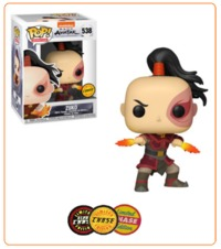 Avatar - Zuko Pop! Vinyl Figure (with a chance for a Chase version!) image
