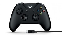 Xbox One Wireless Controller + Cable for PC for Xbox One