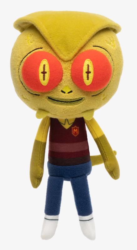 Rick & Morty: Hero Plush - Lizard Morty