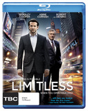 Limitless on Blu-ray