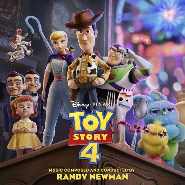 Toy Story 4 Official Soundtrack by Randy Newman