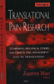 Translational Pain Research image