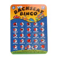 Backseat Bingo - Children's game image