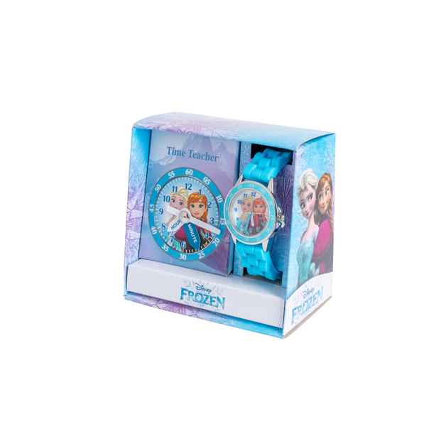 Time Teachers: Educational Analogue Watch - Frozen