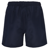 Professional Polyester Short - Navy (XL)