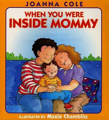 When You Were inside Mommy by Joanna Cole image