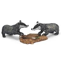 Schleich - Badger Cubs
