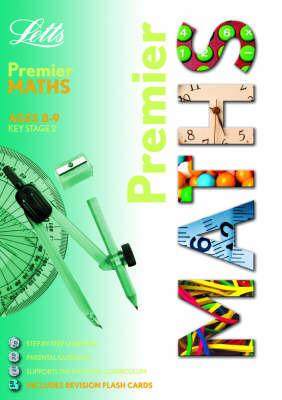 KS2 Premier - Maths (8-9) by Paul Broadbent