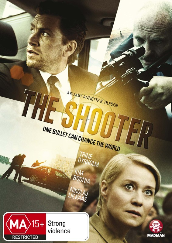 The Shooter on DVD