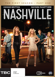 Nashville - The First Season Part One on DVD