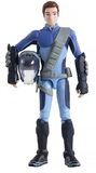 Thunderbirds 3.75'' Scott Action Figure