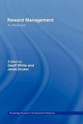 Reward Management: A Critical Text image