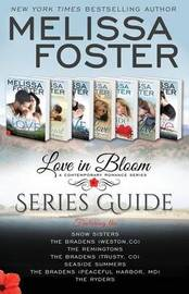 Love in Bloom Series Guide: Color Edition by Melissa Foster