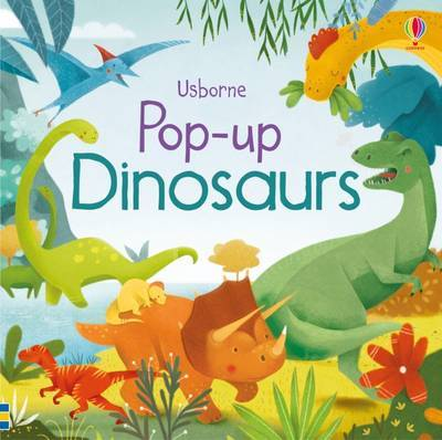 Pop-Up Dinosaurs by Fiona Watt