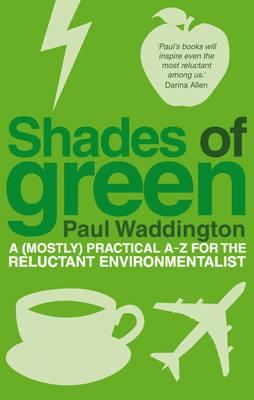 Shades Of Green by Paul Waddington