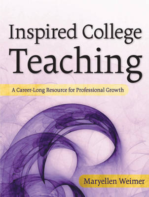 Inspired College Teaching by Maryellen Weimer image