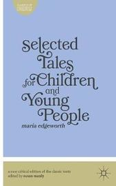 Selected Tales for Children and Young People by Susan Manly