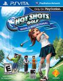 Hot Shots Golf for PlayStation Vita
