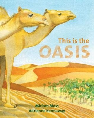 This is the Oasis by Miriam Moss image