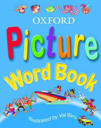 OXFORD PICTURE WORD BOOK image