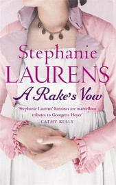 A Rake's Vow by Stephanie Laurens image