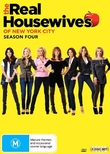 The Real Housewives: Of New York - Season Four on DVD